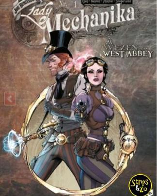 Lady Mechanika 7 - De wezen van West Abbey