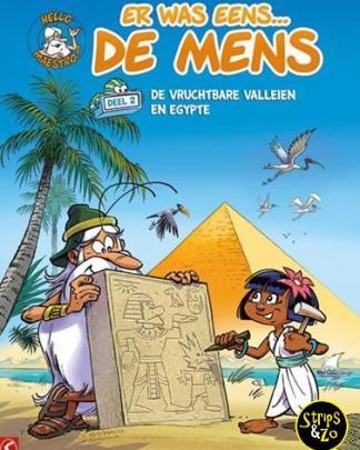 Er was eens... de mens 2 - De vruchtbare valleien en Egypte