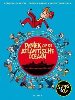 Robbedoes door... 6 - Paniek op de Atlantische oceaan