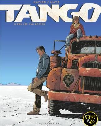Tango SC 1 - Een zee van rotsen