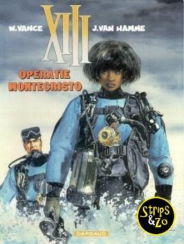 XIII 16 - Operatie Montecristo