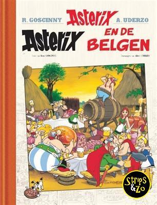 asterix 24 asterix en de belgen luxe