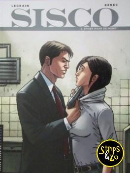 Sisco 2 - Snoer haar de mond