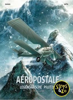 Aeropostale - Legendarische piloten 1 - Guillaumet