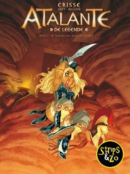 Atalante - De legende 7 - De laatste van de grote Ouden