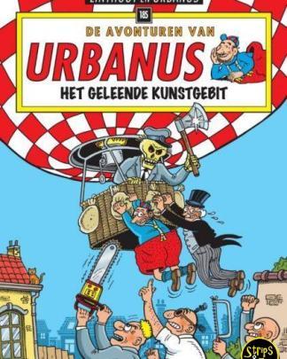 urbanus 185 Het geleende kunstgebit