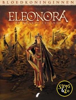 Bloedkoninginnen 2 - Eleonora 1 - De zwarte legende 1