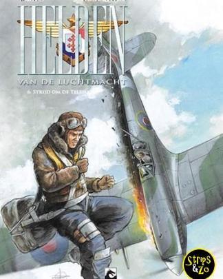 helden van de luchtmacht 6 Strijd om de telemark