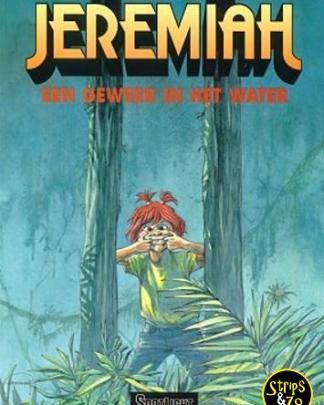 jeremiah 22 Een geweer in het water