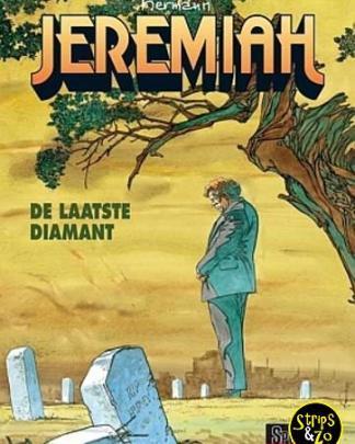 jeremiah 24 De laatste diamant