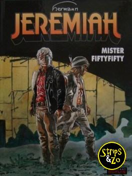 jeremiah 30 Mister fiftyfifty