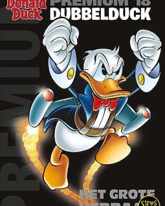 donald duck premium 18