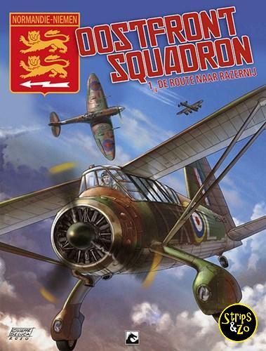 oostfront squadron 1 De route naar razernij