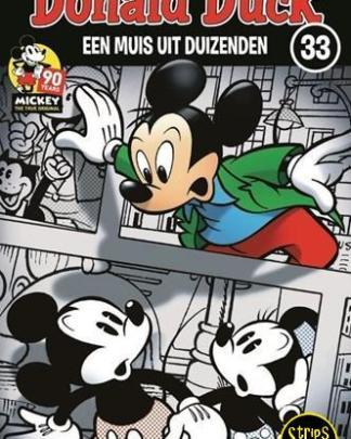 donald duck themapocket 33 Een muis uit duizenden