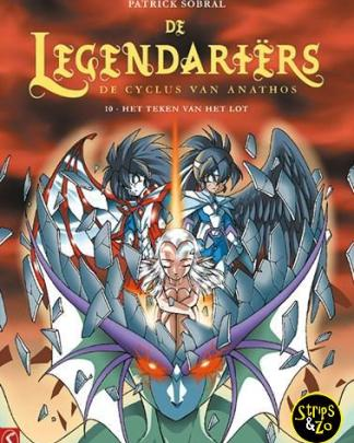 legendariers 10