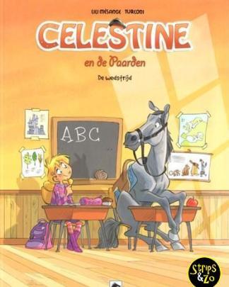 celestine en de paarden 3 De wedstrijd