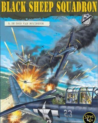 black sheep squadron 3 De dood volgens Boyington
