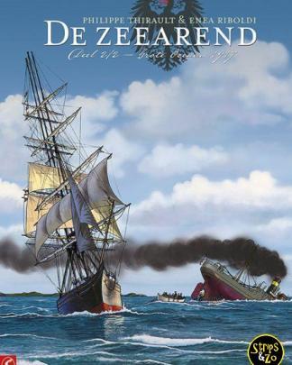 DE ZEEAREND 2 Atlantische Oceaan 1917