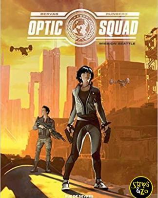 Optic Squad 1 Missie Seattle