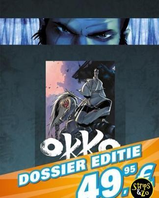 okko 2 de cyclus van het water ii dossier editie