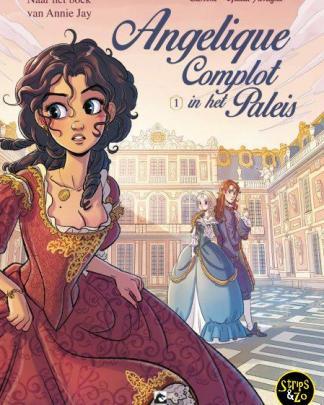 Angelique 1 Complot in het Paleis