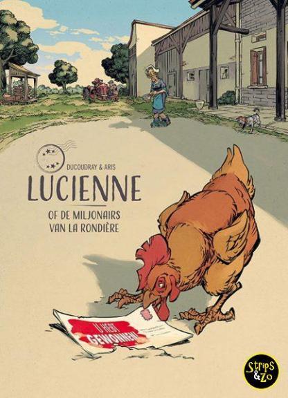 Lucienne of de Miljonairs van La Rondiere