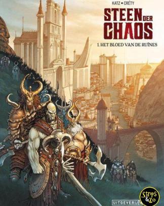 Steen der Chaos 1 Het Bloed van de Ruines