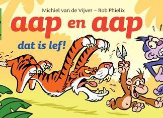Aap en Aap Dat Is Lef