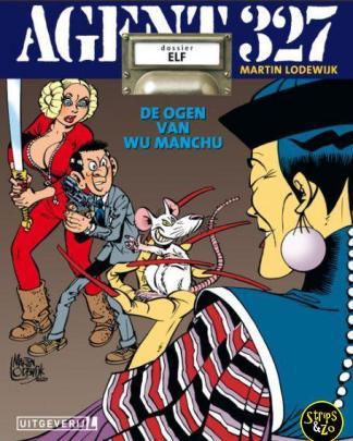 Agent 327 dossier 11 De Ogen van Wu Manchu