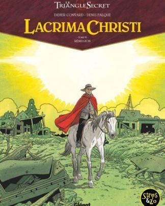 De Geheime Driehoek Lacrima Christi 6 Vergeving