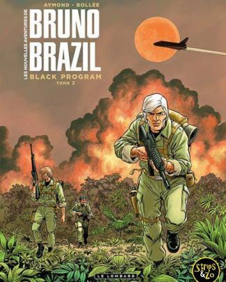De Nieuwe Avonturen van Bruno Brazil 2 Black Program 2