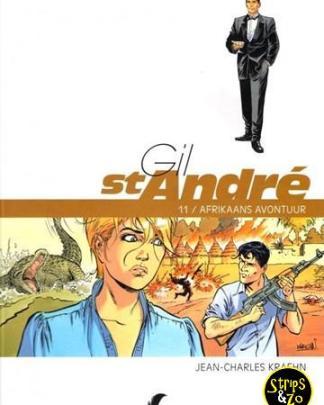 Gil St Andre 11 Afrikaans avontuur
