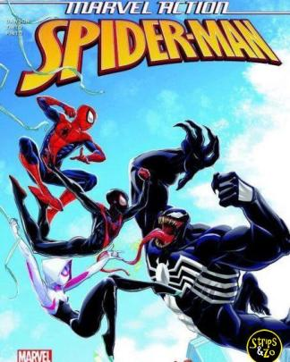 Marvel Action Spider Man 4 Venom