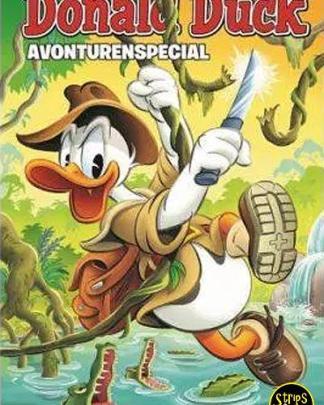 donald duck avonturenspecial 1