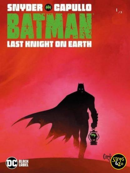Batman Last Knight on Earth 1