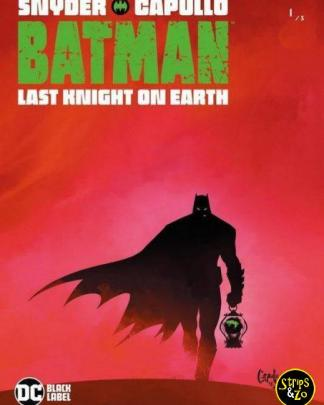 Batman Last Knight on Earth 1
