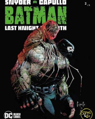 Batman Last Knight on Earth 2