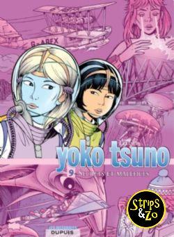 Yoko Tsuno Integraal 9 – Geheimen en vloeken