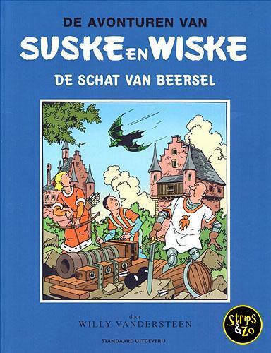 suske en wiske De Schat van Beersel