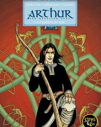 Arthur 1 Myrddin de gek
