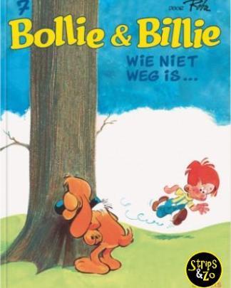 Bollie Billie relook 7 wie niet weg is...