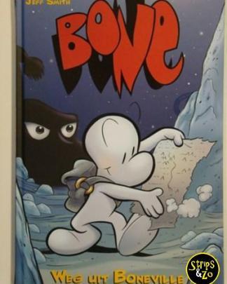 Bone 1 Weg uit Boneville
