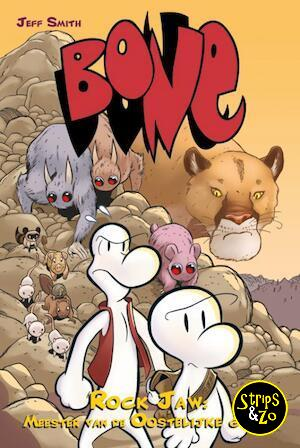 Bone 5 Rock Jaw
