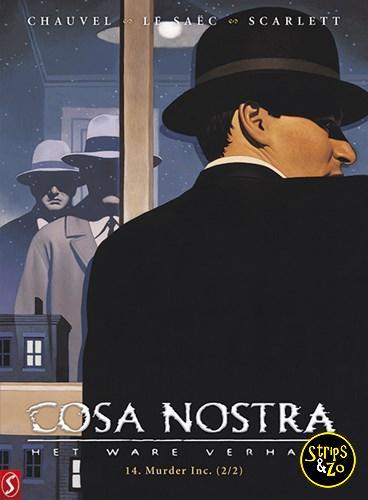 Cosa Nostra 14 Murder Inc. 2