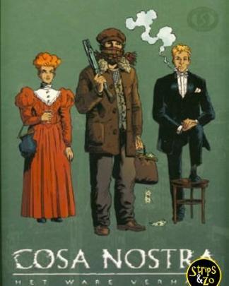 Cosa Nostra 4 De weddenschap