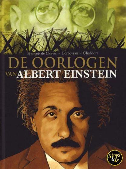 De Oorlogen van Albert Einstein