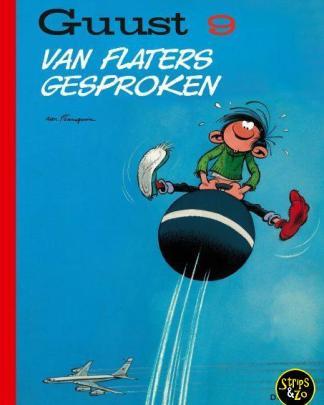 Guust new look 9 – Van Flaters gesproken