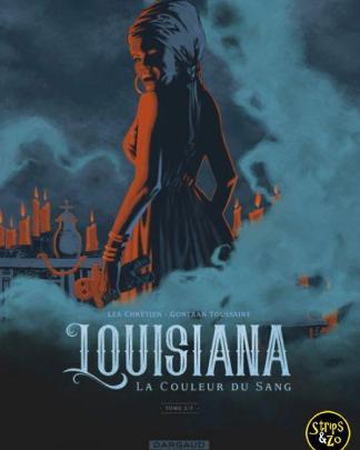 Louisiana De Kleur van Bloed 2
