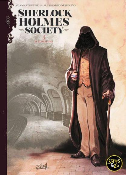 Sherlock Holmes Society 3 In Nomine Dei