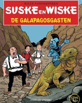 Suske en Wiske in het Kort 23 De Galapagosgasten